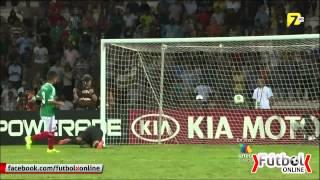 México vs Brasil 1-1 (11-10) Sub 17 PENALES COMPLETOS TV AZTECA HD 2013 HD