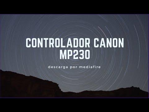 Controlador De La Impresora CANON MP 230 PARA portatiles :::descarga directa