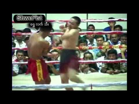 Soe Lin Oo(Myanmar Lethwei) vs. Shino Hara(Janpan)