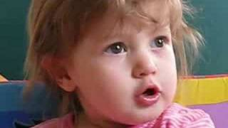 22 month old Singing Twinkle Twinkle Little Star
