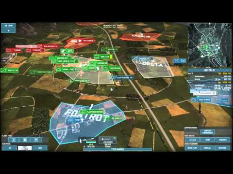 wargame airland battle multiplayer 2vs 2 highway to Oslo