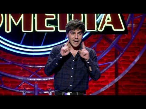 Ernesto Sevilla: Preguntas existenciales - El Club de la Comedia