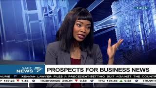 Prospects for business news: Lukanyo Mnyanda