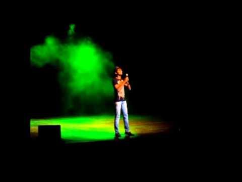 bheegi bheegi gangster karaoke and cover by Danish