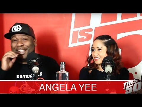 Angela Yee Plays Smash or Pass - Eminem, Drake or 50 Cent???