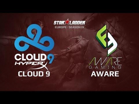 Cloud 9 vs Aware, Star Series Europe Day 21, Game 3