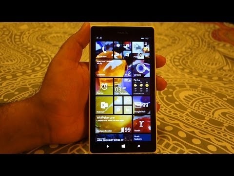 How to install Windows Phone 8.1 Developer Preview on Nokia Lumia Phones