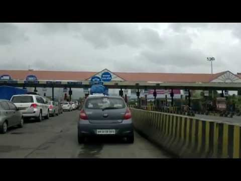 Mumbai To Lonavala Via Pune-mumbai Express Highway video