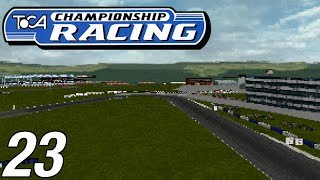 Let's Play TOCA Touring Car Championship - Part 23 - Silverstone Race 3