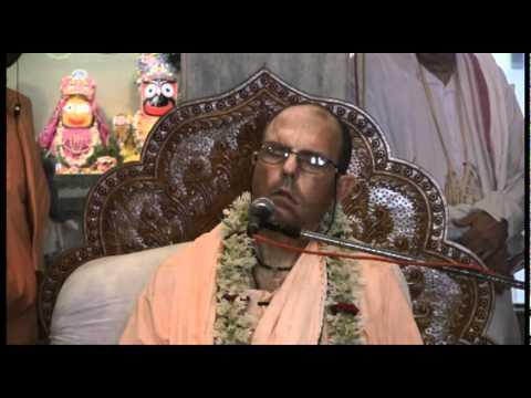 110711 Mayapur Mercy - Sri Jagannath Ratha-yatra - His Holiness Jayapataka Swami