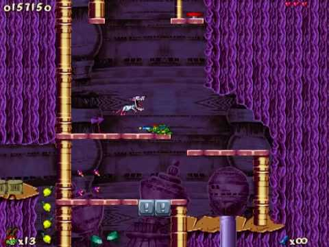 Jazz Jackrabbit 2 Soundtrack - Labratory Level