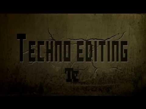 Techno Editing Wall Crumble