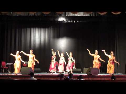 Semi Classical Dance - Rhtyhmic Dancers Bahrain video