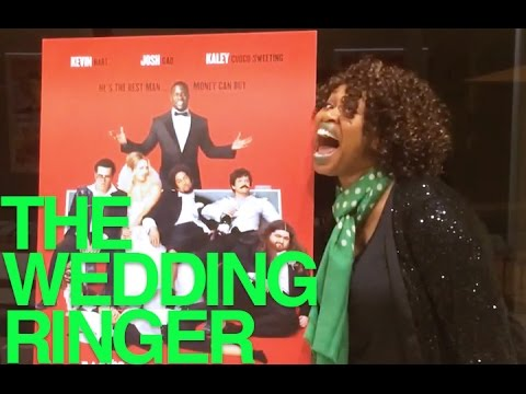 Catch GloZell in The Wedding Ringer!