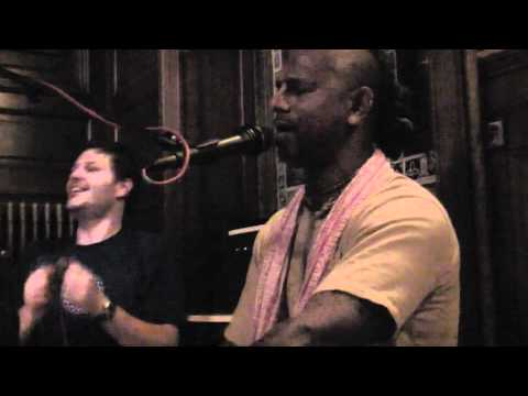 Kirtan by Madhava New Mayapur France 2011 Music Videos