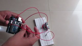 Tutorial on Ultrasonic sensor HCSR04  Connections
