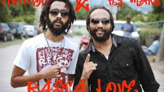 Ky-Mani ft Protoje - Rasta Love  (lyrics)