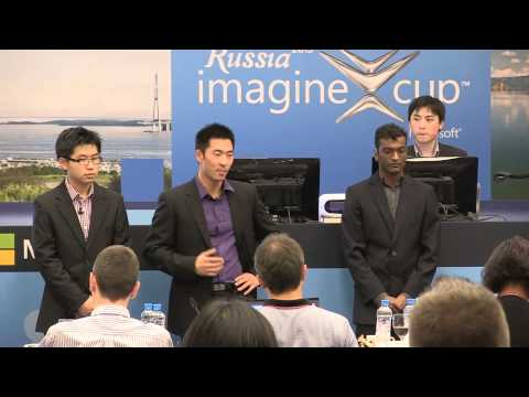 Imagine Cup 2013 Finalist Presentations: Team InfinityTek, New Zealand