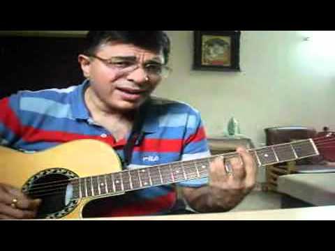 Anisuthide - Mungaru Male guitar chords Kannada song lesson...