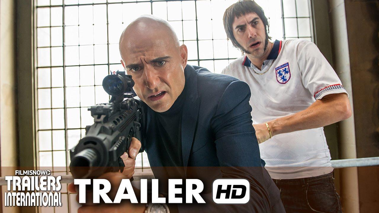 Irmão de Espião Trailer Oficial Legendado - Sacha Baron Cohen [HD]