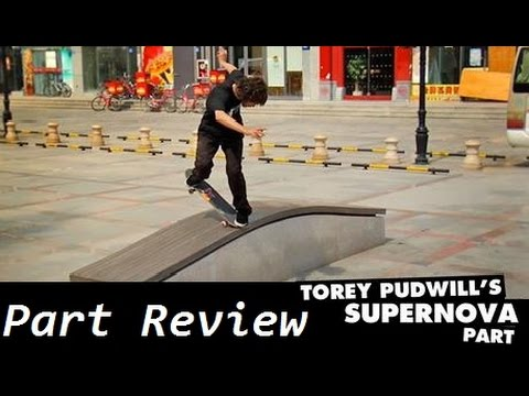 Torey Pudwill's