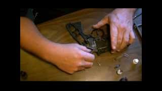 Crosman 357 how to rebuild