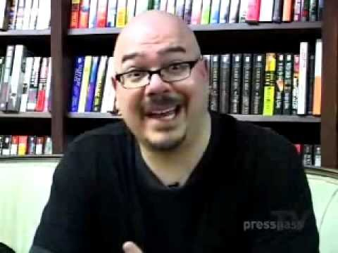 Author Greg Rucka Interview