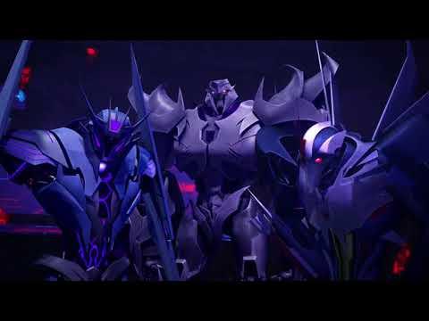 (6/7) Трансформеры: Прайм Охотники на чудовищ 3 сезон 1 серия Даркмаунт, Штат Невада