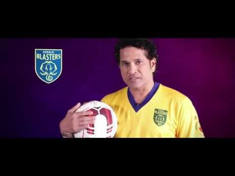 Sachin Tendulkar #LetsFootball