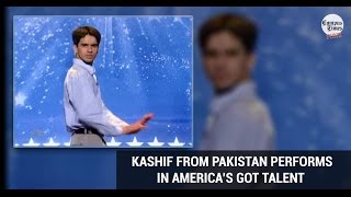 download lagu Pakistani Guy Kashif Performs In America's Got Talent And gratis