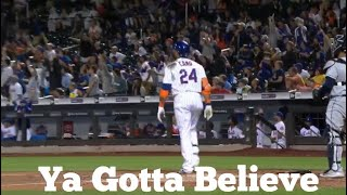 "2019 Mets Playoff Run Hype ""Ya Gotta Believe"""