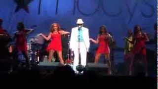 Charlie Wilson  Charlie,( Last Name Wilson ) Live 2012