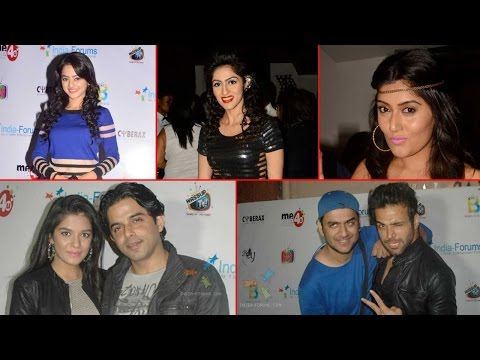 Tv Celebs Talk About Their Disco Attire At India Forums