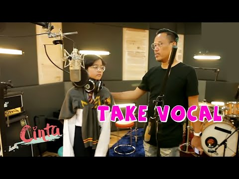 CINTA KUYA | Take Vocal session