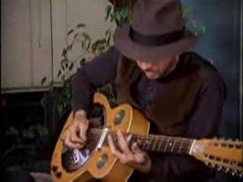 Bluesman Roy Rogers, on Robert Johnson