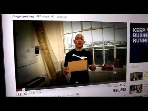 The Gadget Show: Web TV 108 - Denon N/C Headphones & Logitech Revue