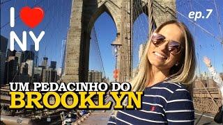 Atravessando a Brooklyn Bridge - NOVA YORK ep. 7