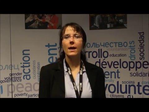 UN Volunteers and the Paris Agreement