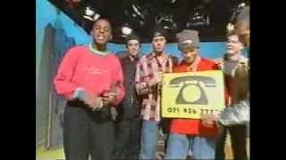 """Take That on """"Ready Teddy Go"""" - Children's BBC/Children In Need - 1992"""