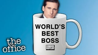 Michael Scott: The World's Best Boss  - The Office US