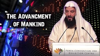 The Advancement of Mankind || POWERFUL || Ustadh Wahaj Tarin