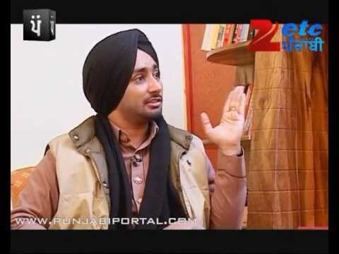 Satinder Sartaaj Interview Part 1