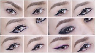 PearlNWStyle : 10 Ways to Wear Eyeliner By LANCOME