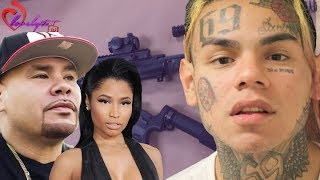 Tekashi69's Crew Planned to A$$assinate Him So He Couldn't Snitch+ Nicki, 50 & Fat Joe Speak out!