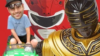 Don't Get KICKED OUT! Cooking w Jerry, & Power Rangers (Vlog 526)