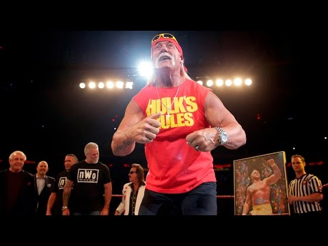 Hulk Hogan Appreciation Night - Madison Square Garden, February 27, 2015 video