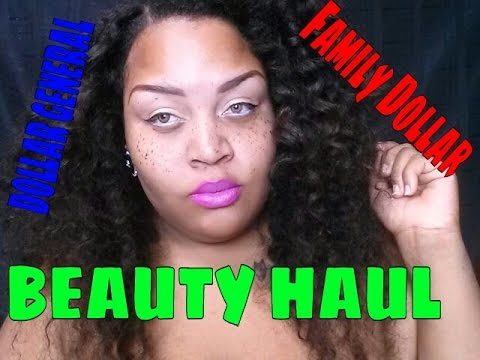 Beauty Haul★Dollar General★Family Dollar