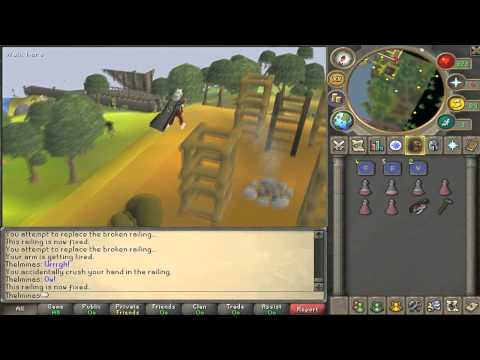 Runescape – Dwarf Cannon Quest Guide 2013 [Commentary|Full Guide]