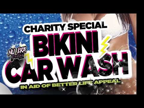 Charity Bikini car wash which will take place in July @ the Car wash Cafe in Swansea [12th July 9am - 6pm]2014 Live video to come.. stay tuned. ;-) Sponsored by Autoglym and the Car wash Cafe...