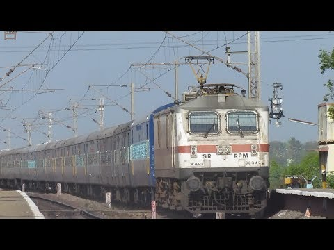 Hurricane Wap-7 Lalbagh Storms Senjipanambakkam. video
